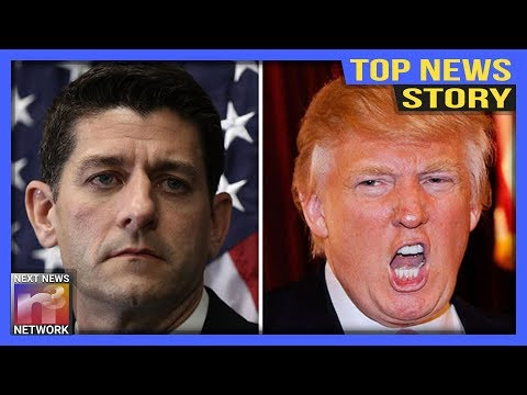 TOP NEWS! Trump EXPLODES on Paul Ryan Revealing His DARKEST SECRET That Will Make You FURIOUS
