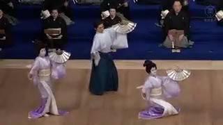 日本(長唄)『風流船揃』|'Furyu funazoroe' (nagauta), Japan. 第77...