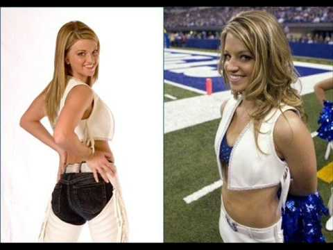 Indianapolis Colts Cheerleaders Tribute