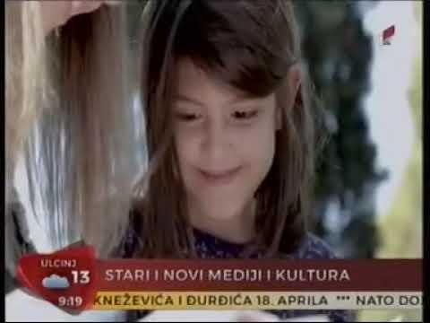 RTCG1 Kampanja birajmo šta gledamo - Stari i novi medij 10.04.2019.