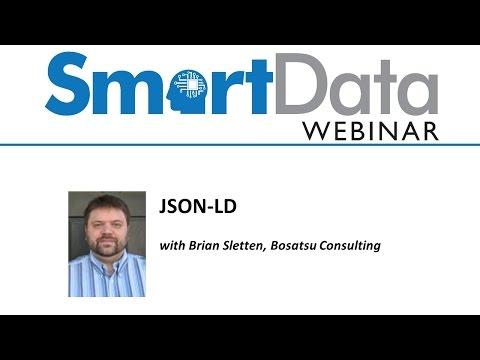 SmartData Webinar JSON LD