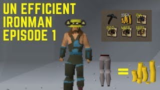 Starting out my first proper Ironman in Old School Runescape! Let m...