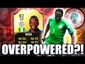 FINALLY IF MUSA!! IS HE OVERPOWERED? FIFA 17 ULTIMATE TEAM