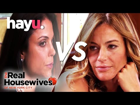 Bethenny VS Kelly Pt. 1: The Charity Event // The Real Housewives of New York City