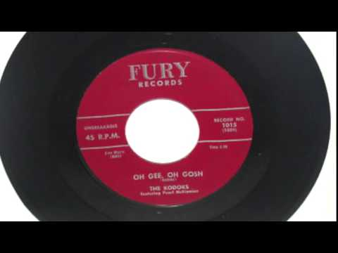 The Kodoks - Oh Gee, Oh Gosh 45 rpm!