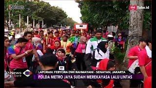 Rekayasa Lalin hingga Situasi Stadion Jelang Penutupan Asian Para Games - iNews Sore 13/10