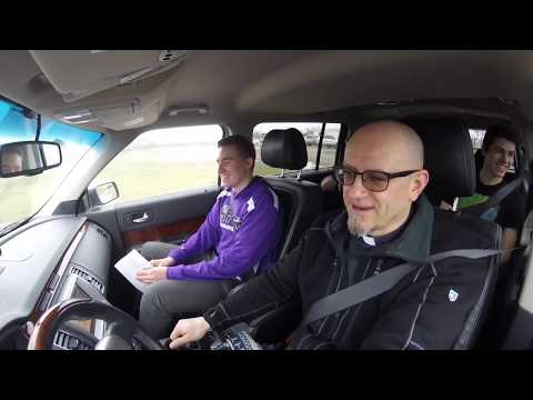 Q&A Carpool with Catholic Priests