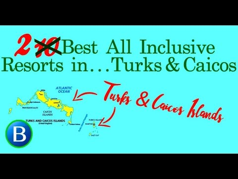 2 Best All Inclusive Resorts in Turks & Caicos