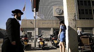 США — Израиль  «начальная стадия» переговоров о переносе посольства
