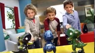 Купить интерактивную игрушку Dino Zoomer Динозаврик.(Смотрите и заказывайте в Babadu: http://goo.gl/33w0Mi Игрушка Dino Chompers Детеныш Динозавра станет настоящим другом для..., 2015-10-13T11:49:48.000Z)