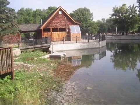 Fish Hatchery In Spearfish Sd 2 2 Youtube
