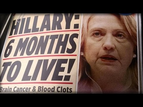 LEAKED MEDICAL SECRET COULD EXPOSE THAT HILLARY IS DYING