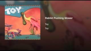 Rabbit Pushing Mower