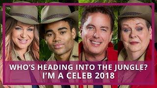 I'm A Celeb 2018 | Meet The Stars Of The Jungle