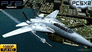 Aero Elite: Combat Academy - PS2 Gameplay 1080p (PCSX2)