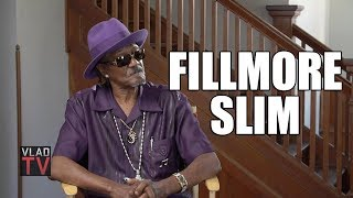 Fillmore Slim on Looking Good for 84 Years Old: I Hope I Live to Be 184 (Part 14)