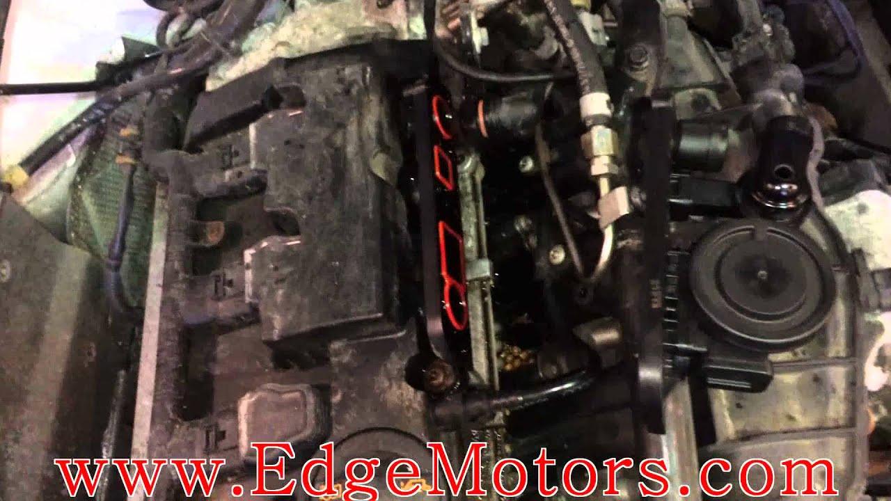 vw audi 2 0t fsi pcv positive crankcase ventilation valve replacement diy by edge motors [ 1280 x 720 Pixel ]