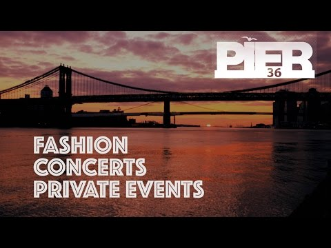 Pier 36 highlight reel - Fashion shows /  Concerts / Private events