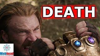 Thanos KILLS Captain America And Iron Man In Infinity War | Webhead