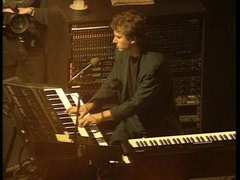 Genesis - No Son of Mine - Tony Banks Cam