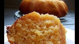 Lemon And Almond Cake Experiment