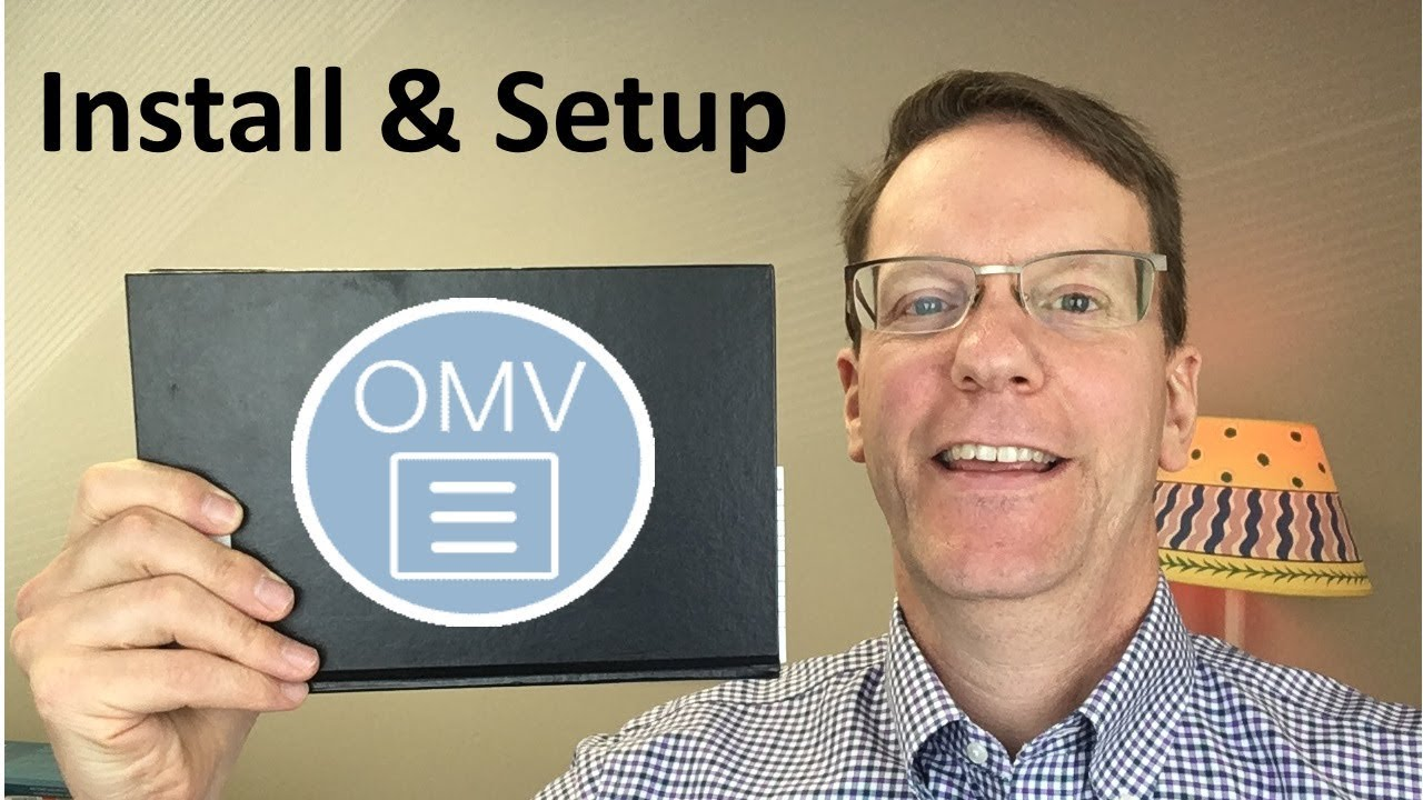 Openmediavault 4 Install and Complete Setup: Current Version