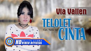 Via Vallen - TELOLET CINTA . OM SERA ( Official Music Video ) [HD]
