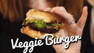 Mushroom Burgers - Crumbs