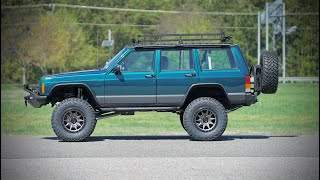 Davis AutoSports JEEP CHEROKEE XJ / BUILT / RESTORED / WE CAN BUILD ONE FOR YOU!!!