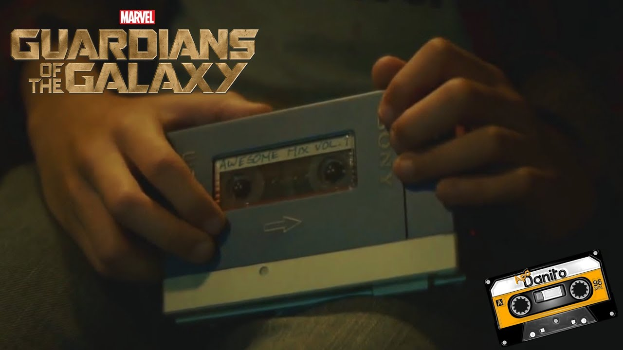 Guardians Of The Galaxy - I'm Not In Love scene / Initial scene - YouTube