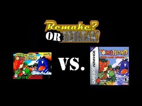 ROR: Yoshi's Island Vs. Super Mario Advance 3