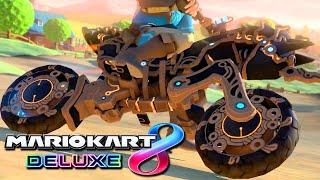 Mario Kart 8 Deluxe - Breath Of The Wild Update Trailer