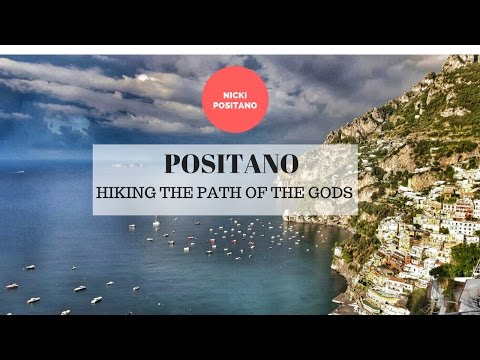 Hiking the Path of the Gods -Sentiero degli Dei