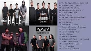 Hale, Cueshe, Rivermaya, 6Cyclemind NOnStoP: OPM tagalog Love Songs Playlist 2019