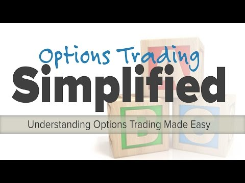 Trading options on the stock market
