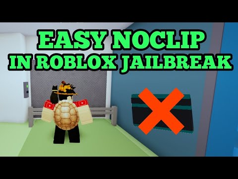 How To Noclip In Roblox Jailbreak Dec 2018 Still Works Youtube