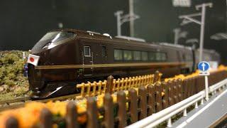 【鉄道模型紹介】KATO E655系なごみ