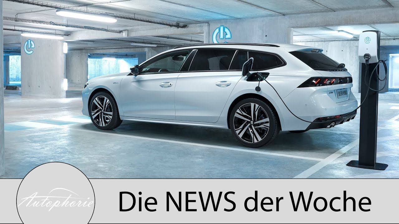 news: peugeot hybrid + hybrid4 modelle, bmw z4 4-zylinder, suzuki