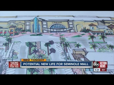 Potential Lifeline For Seminole Mall