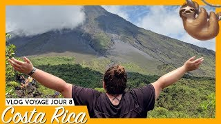 COSTA RICA JOUR 8 : ON HIKE UN VOLCAN | 99VLOGS