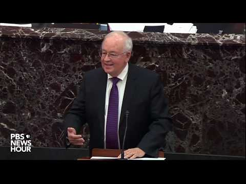 WATCH: Impeachment should remain 'measure of last resort,' says Ken Starr