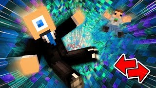 OMGEKEERDE DROPPER (SUPER RAAR)!!! - Minecraft