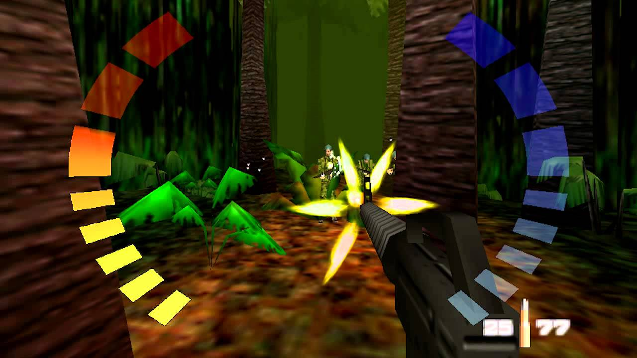 Image result for goldeneye jungle