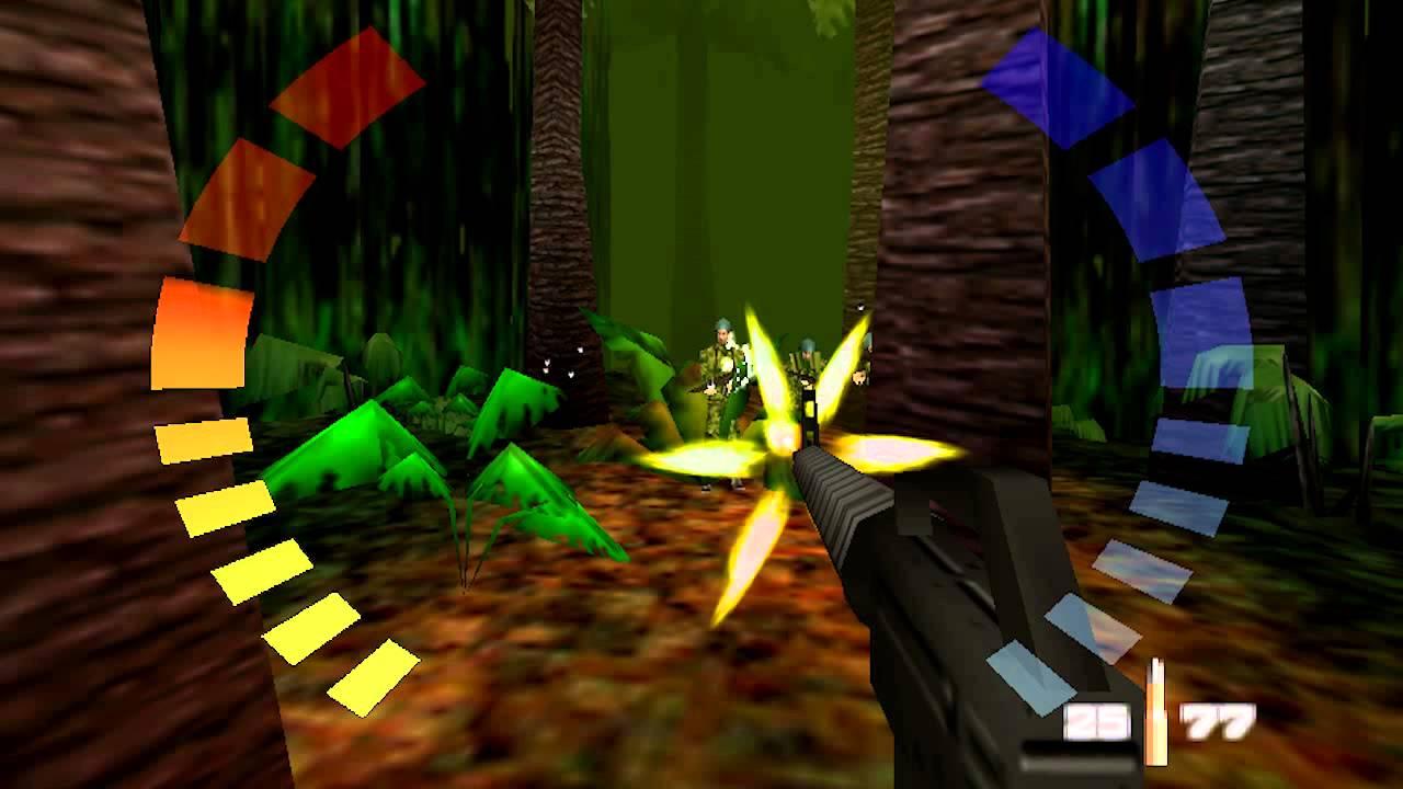 Image result for goldeneye jungle