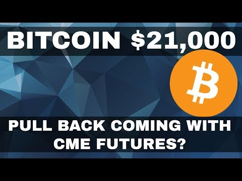 Crypto News | Bitcoin Breaks $21,000 ahead of futures. We setting up for a strong pullback?