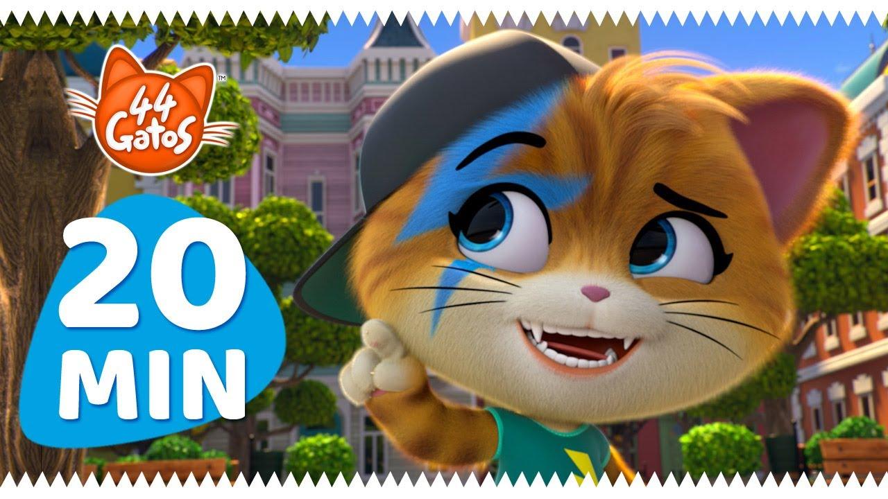Download 44 Gatos | 20 MINUTOS com Lampo!