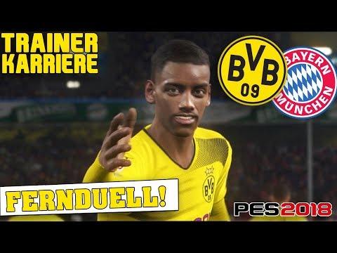Bringt ER uns den ersten Platz?🥇 Bundesliga Trainer Karriere - Pro Evolution Soccer 2018