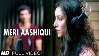 Gambar cover Meri Aashiqui Ab Tum Hi Ho Female Full Video Song Aashiqui 2 | Aditya Roy Kapur, Shraddha Kapoor
