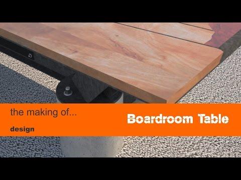 Contemporary Boardroom Table Design Chicago Designs by Rudy