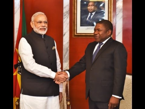 India, Mozambique sign agreement on Pulse trading